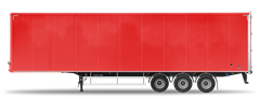 7.5 - 32t Curtainsider