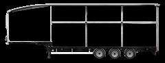 3.5 - 6.0t Bonded Van