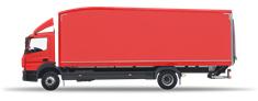 7.5 - 32t Box Van